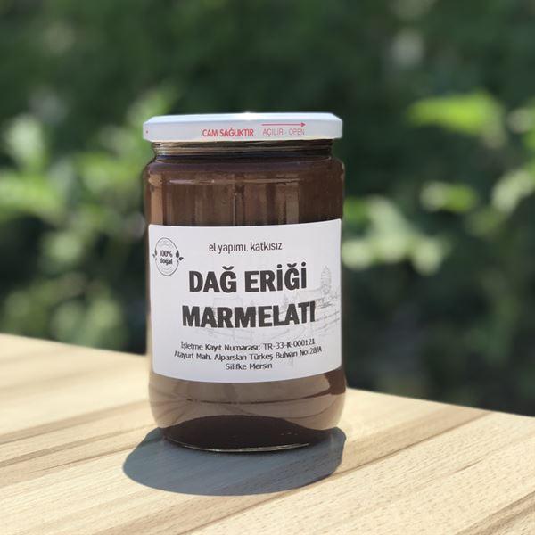 Dağ Eriği Marmelatı 720 Gr